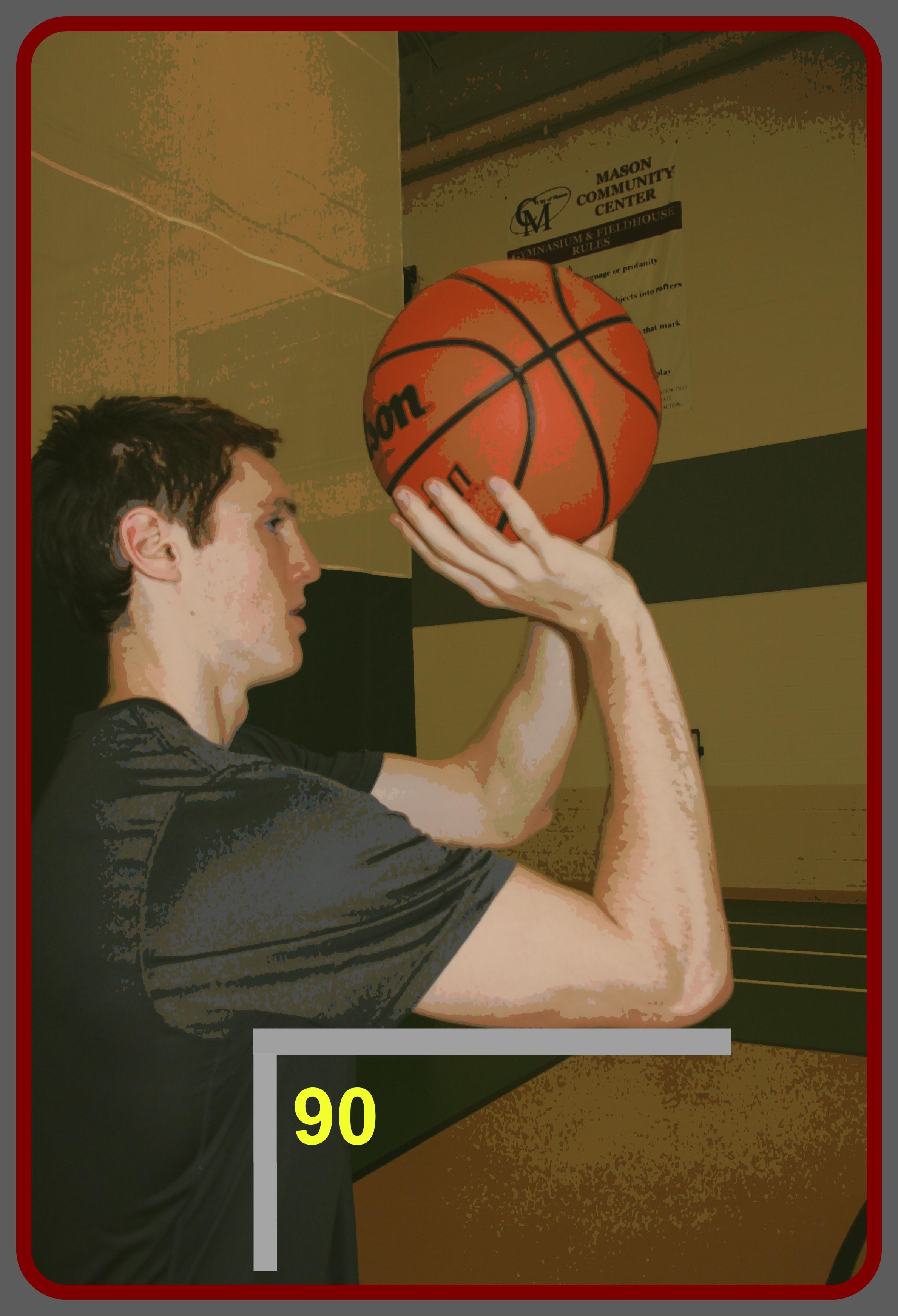 90 Degree Elbow >> Shooting - Beginner | Arete Hoops