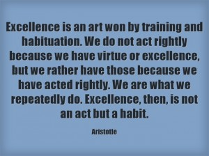 Excellence-is-an-art-won