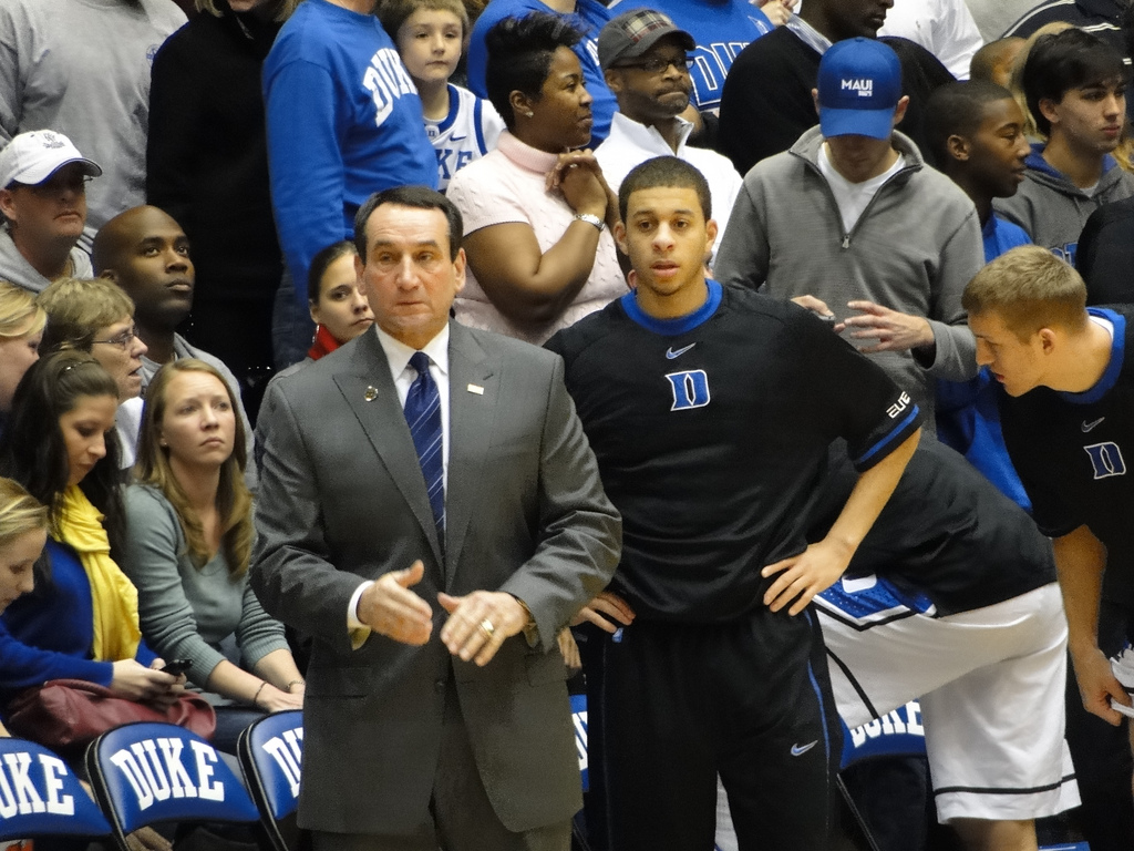 Learning from Coach K's 1000th Win