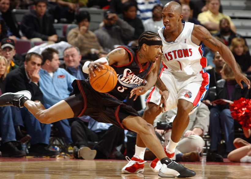 Crossover Moves Wallpaper so What Made Iverson's