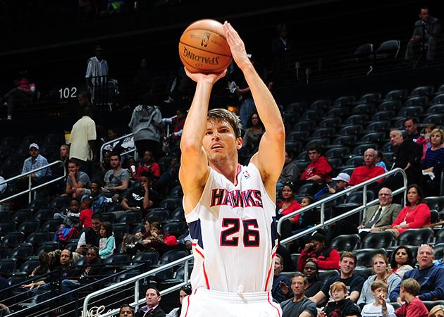 Kyle Korver's Shooting Secrets