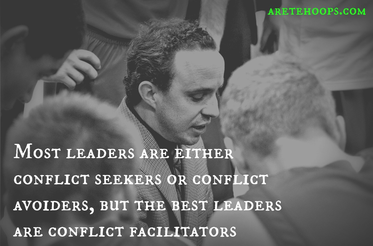 The Importance of Conflict