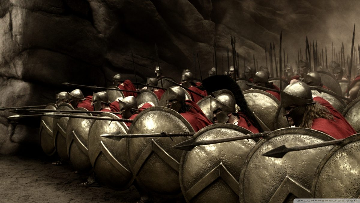 What Spartan Battle Shields Can Teach Us About Leadership