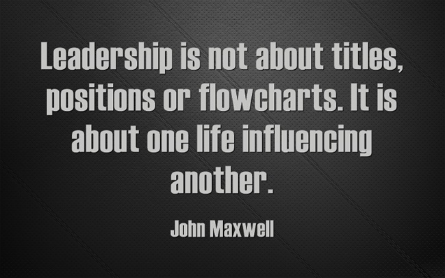 Leadership Quotes to Inspire You
